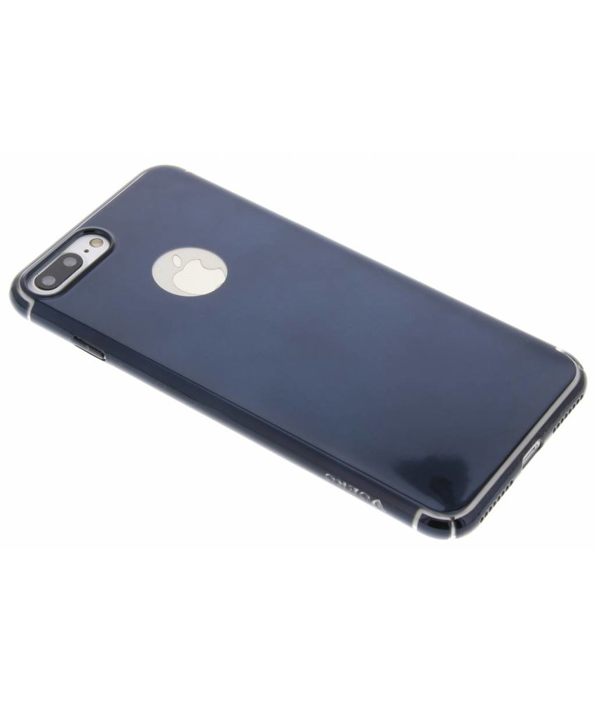 Zwart Shine hardcase hoesje iPhone 8 Plus / 7 Plus