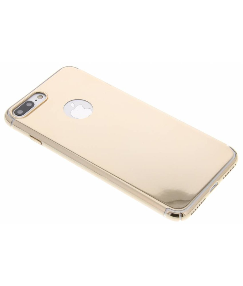 Goud Shine hardcase hoesje iPhone 7 Plus