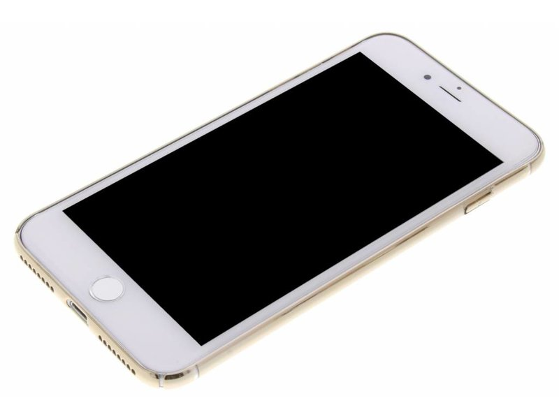 Gouden Shine hardcase hoesje voor de iPhone 8 Plus / 7 Plus