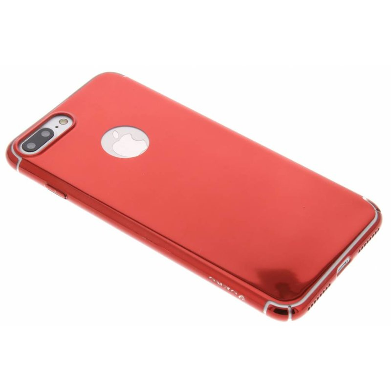 Rood Shine hardcase hoesje iPhone 8 Plus / 7 Plus