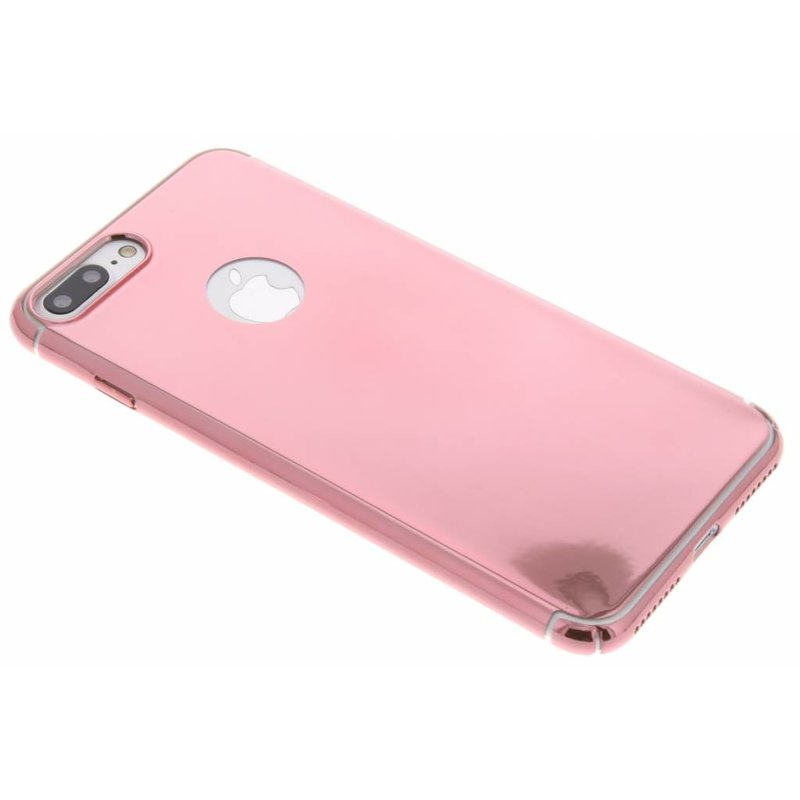 Roze Shine hardcase hoesje iPhone 8 Plus / 7 Plus