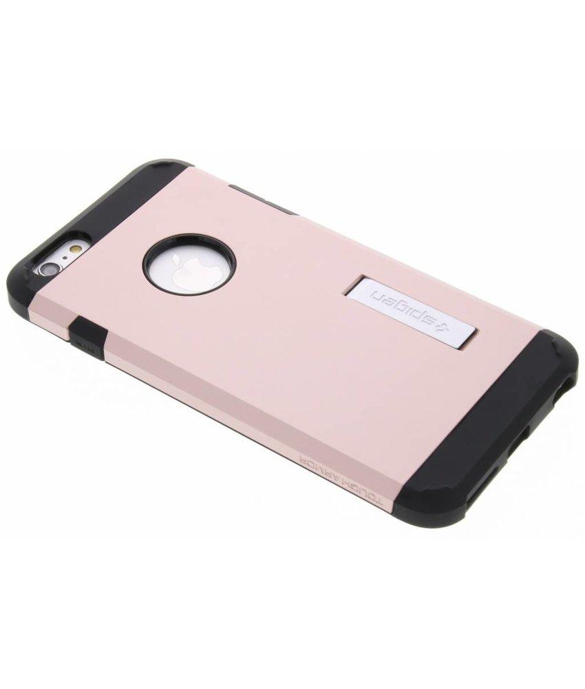 Spigen Rosé goud Tough Armor Case iPhone 6(s) Plus