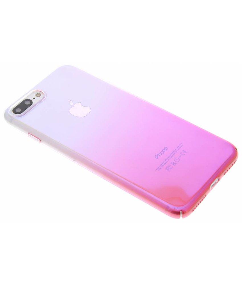 Tweekleurig hardcase hoesje iPhone 8 Plus / 7 Plus