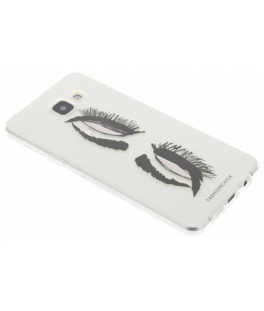 Fashionchick Eyes Softcase Galaxy A5 (2016)