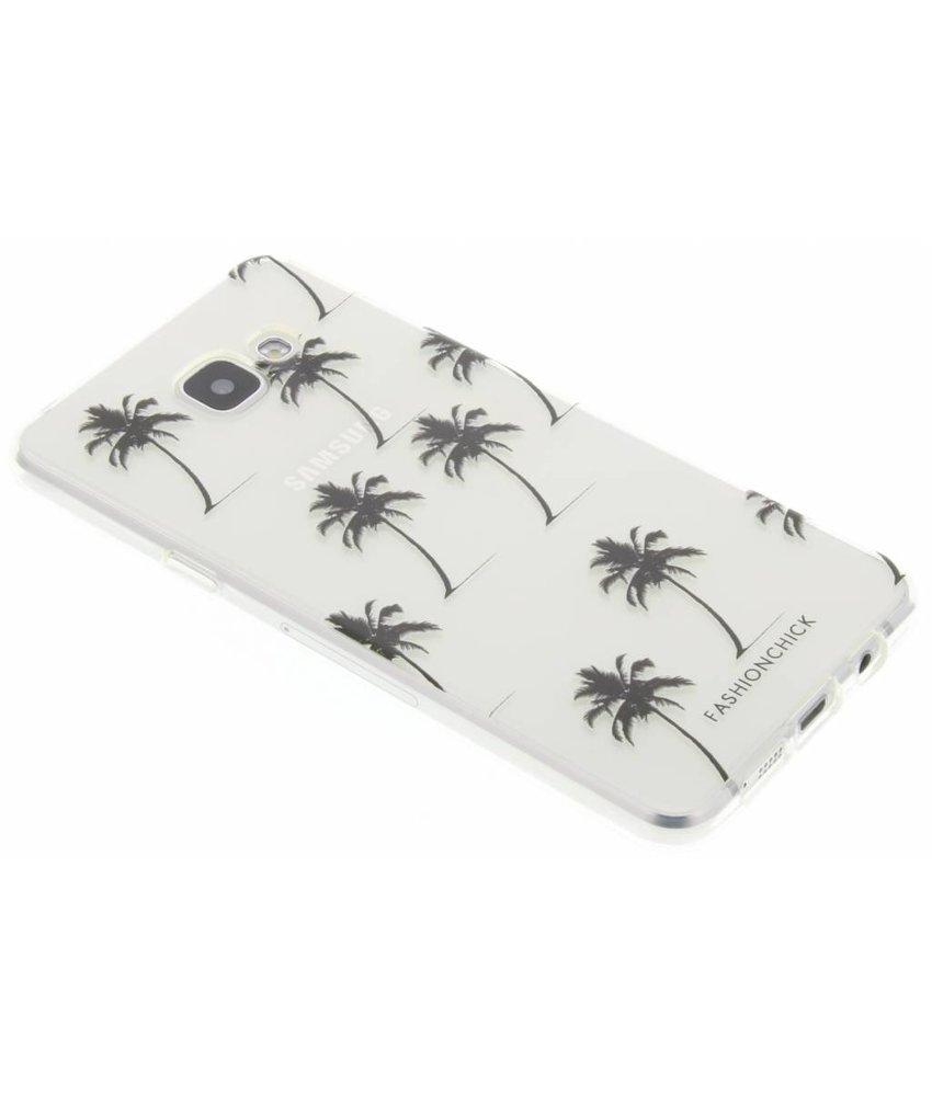 Fashionchick Palmtrees Softcase Galaxy A5 (2016)