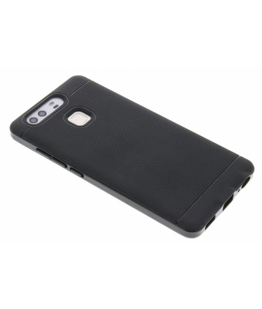 Zwart TPU Protect case Huawei P9
