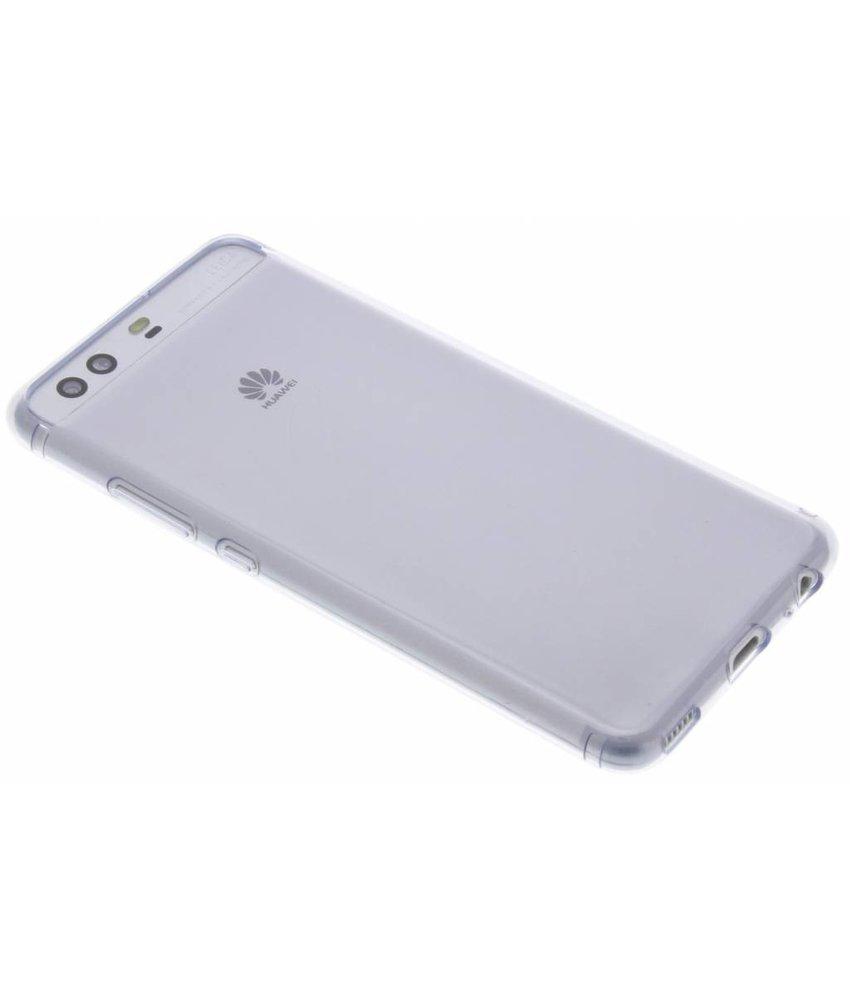 Huawei Transparant TPU hoesje Huawei P10