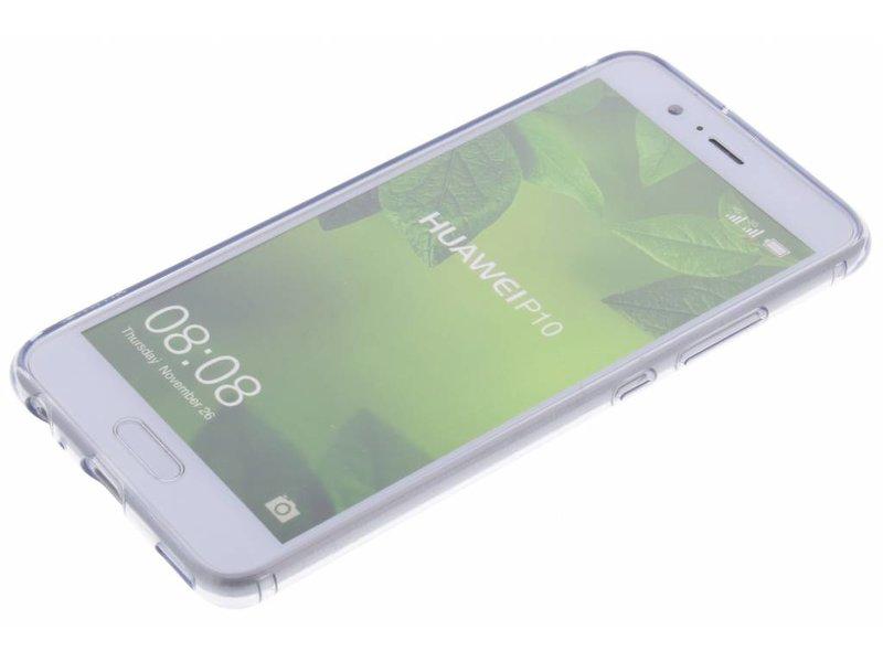 Huawei P10 hoesje - Huawei Transparante TPU hoesje