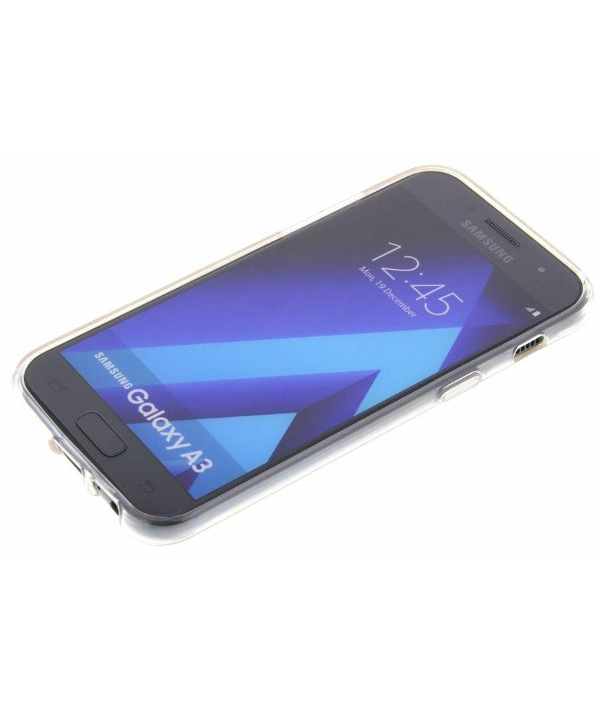 Mandala Design TPU hoesje Samsung Galaxy A3