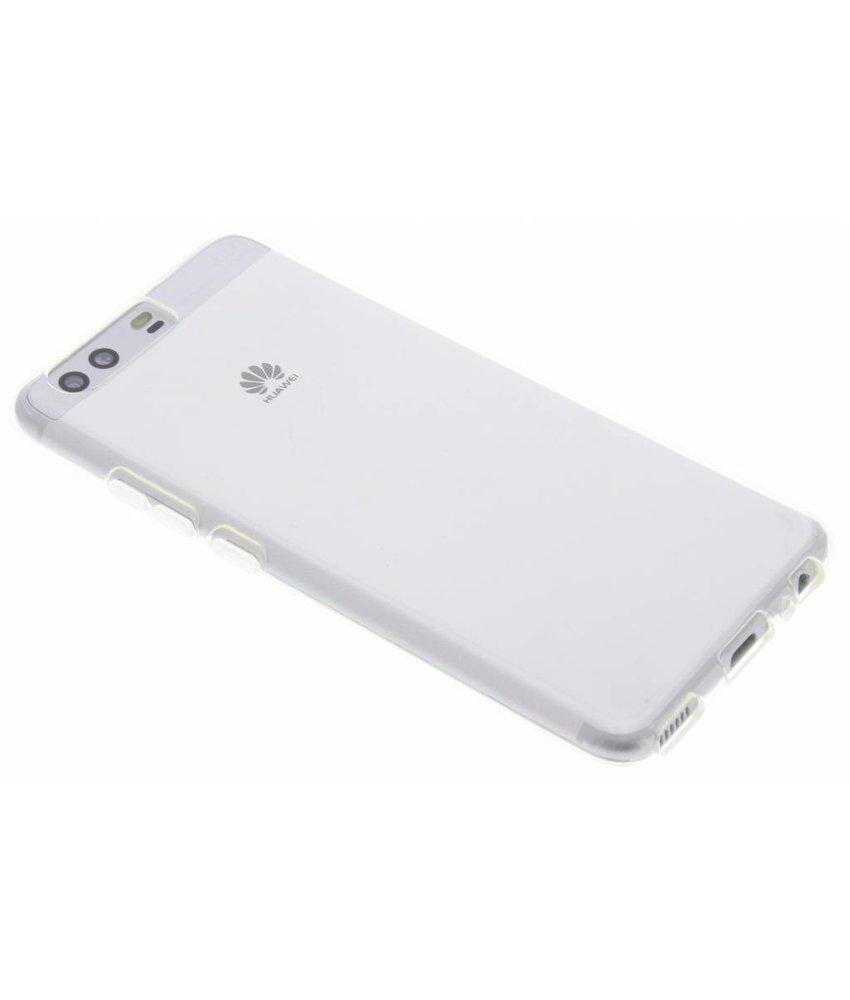 Transparant gel case Huawei P10