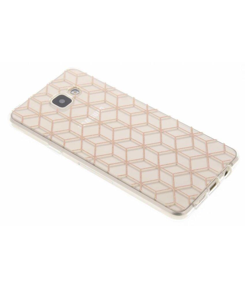 Cubes design TPU hoesje Samsung Galaxy A5 (2016)