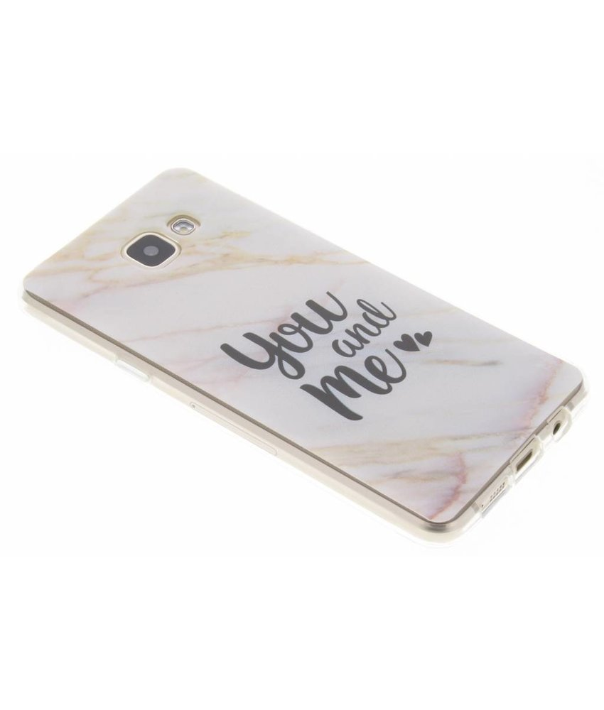 You And Me TPU hoesje Samsung Galaxy A5 (2016)