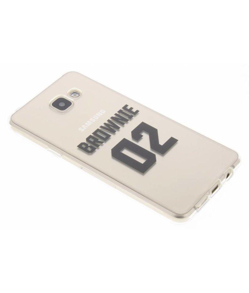 Brownie TPU hoesje Samsung Galaxy A5 (2016)