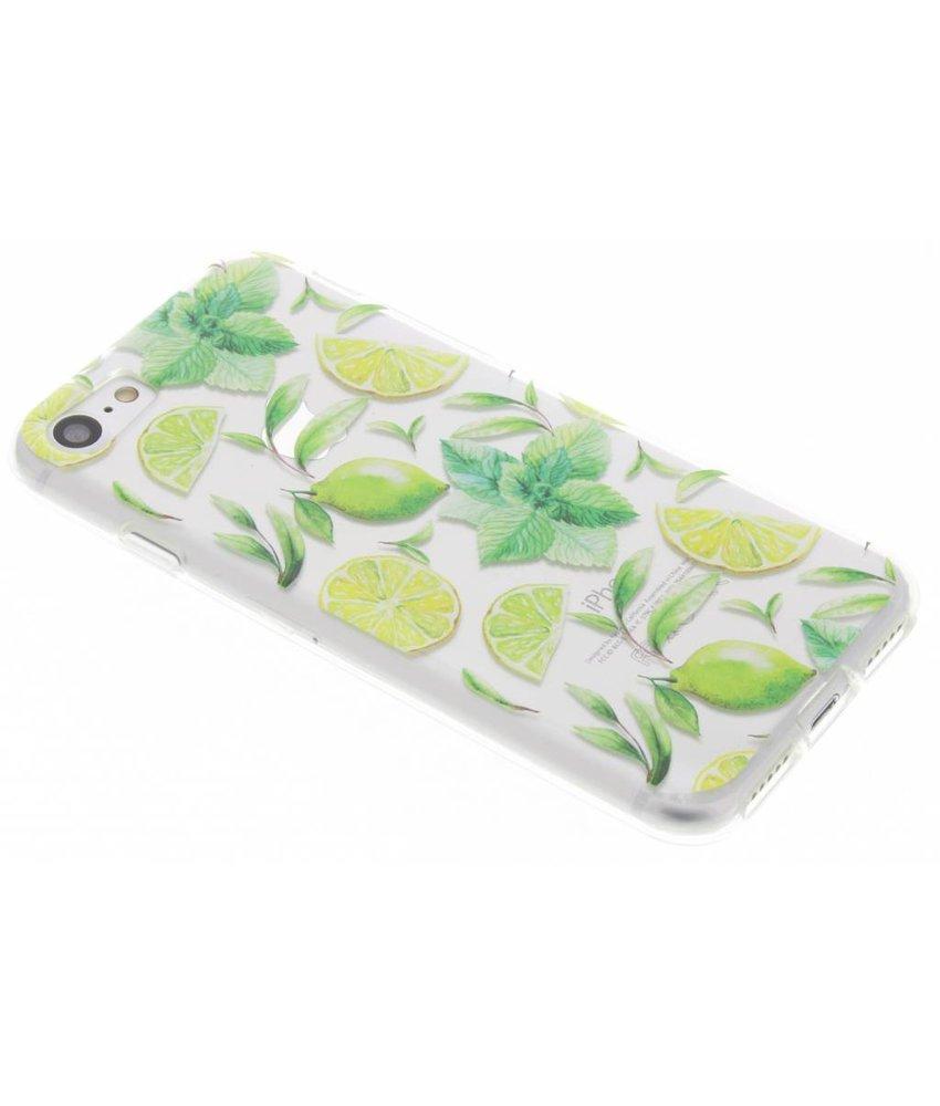 Lemons TPU hoesje iPhone 7