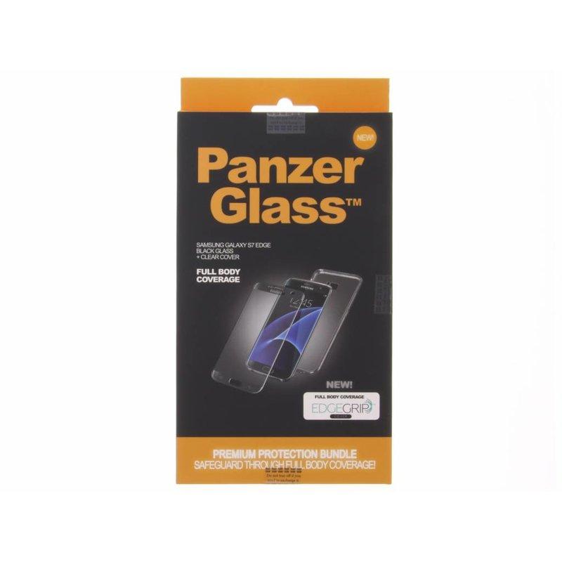 PanzerGlass Full Body Premium Screenprotector Samsung Galaxy S7 Edge