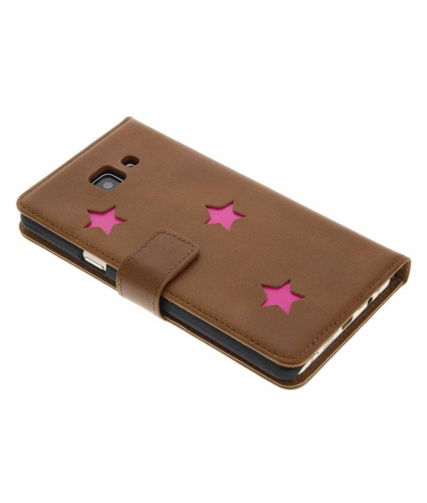 Fabienne Chapot Pink Reversed Star Booktype Samsung Galaxy A5 (2016)