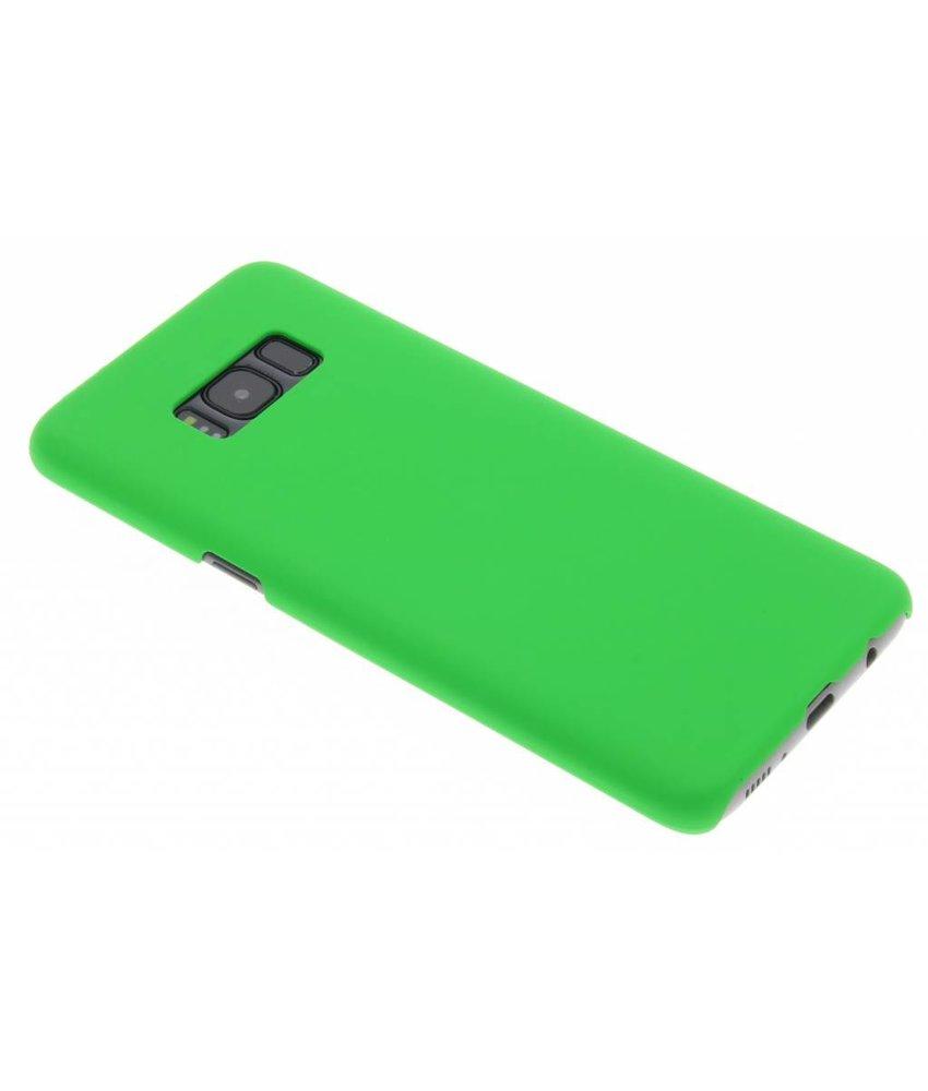 Groen effen hardcase hoesje Samsung Galaxy S8