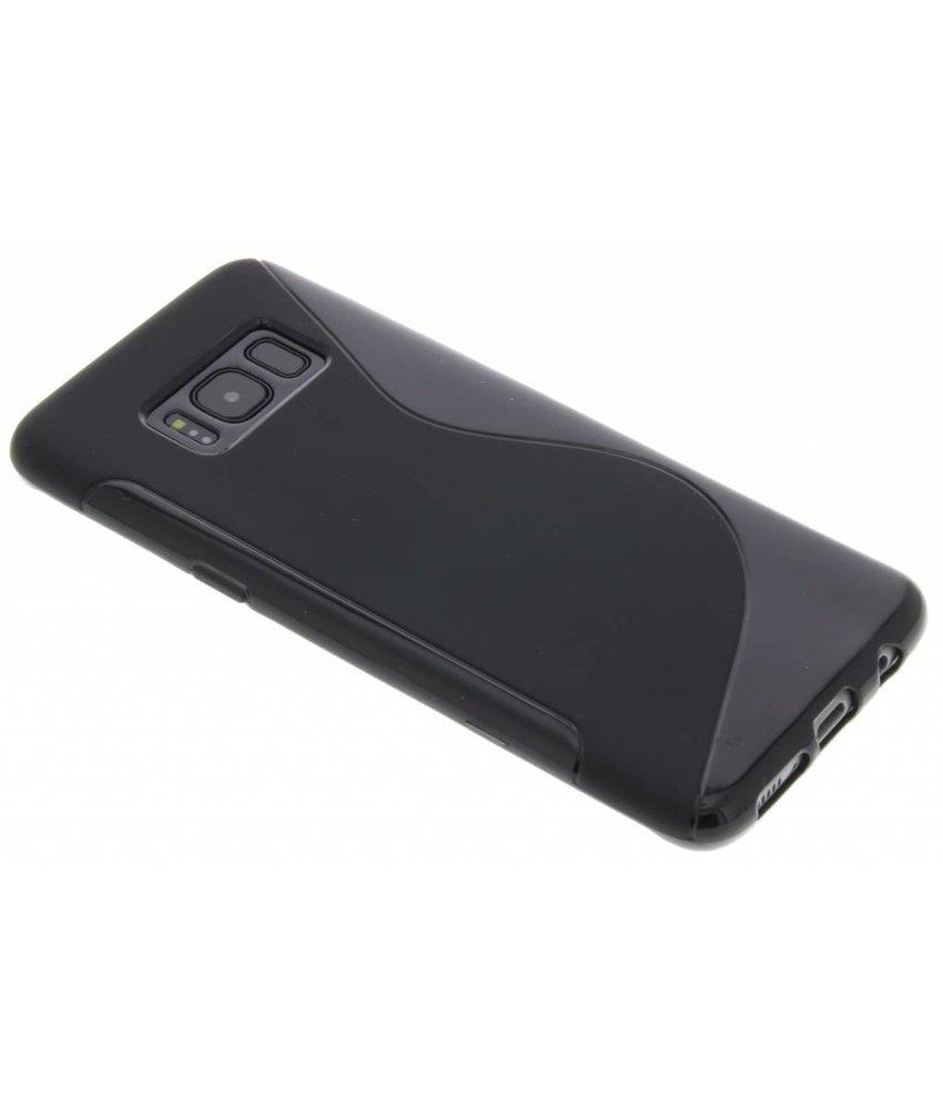 Zwart S-line TPU hoesje Samsung Galaxy S8