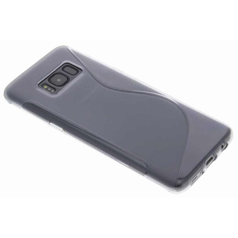 Grijs S-line TPU hoesje Samsung Galaxy S8