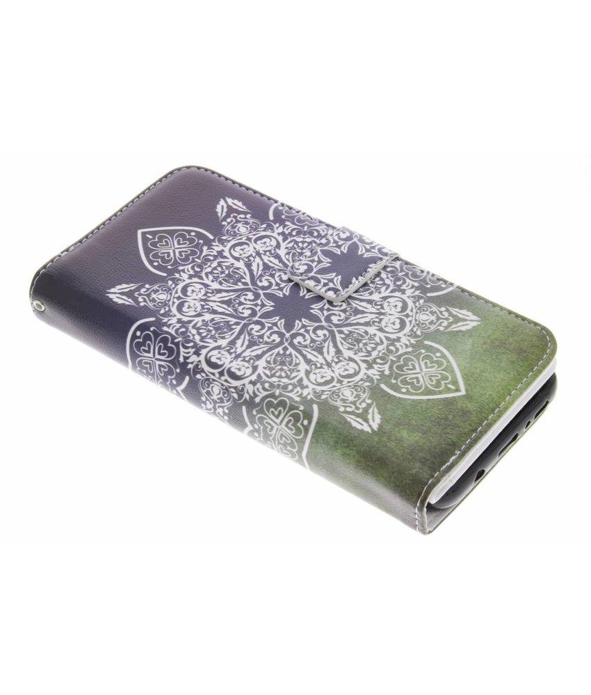Design TPU portemonnee Samsung Galaxy S8 Plus
