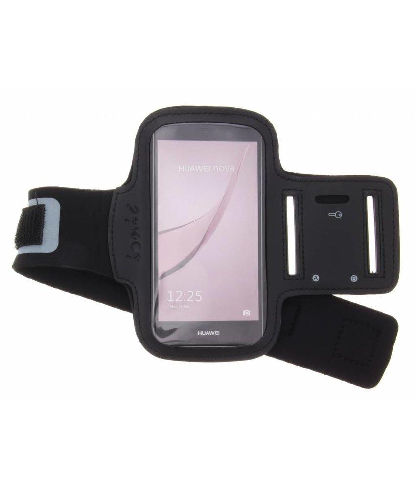 Zwart sportarmband Huawei Nova