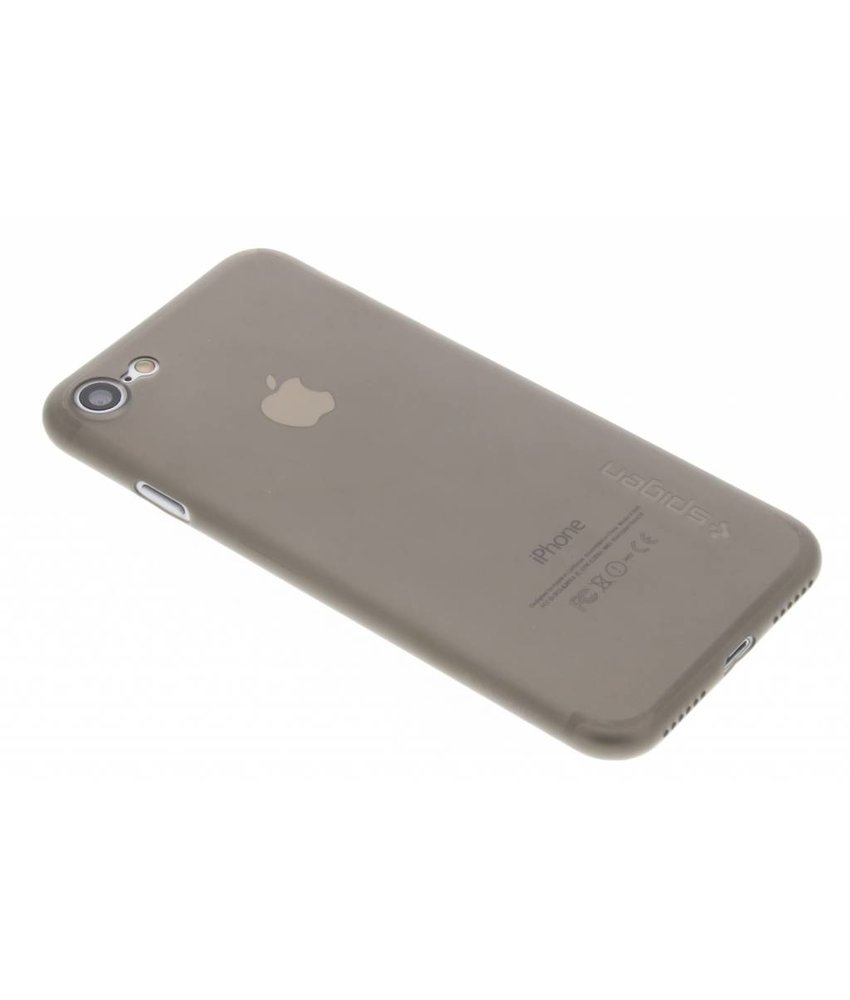 Spigen Zwart transparant Airskin Backcover iPhone 8 / 7