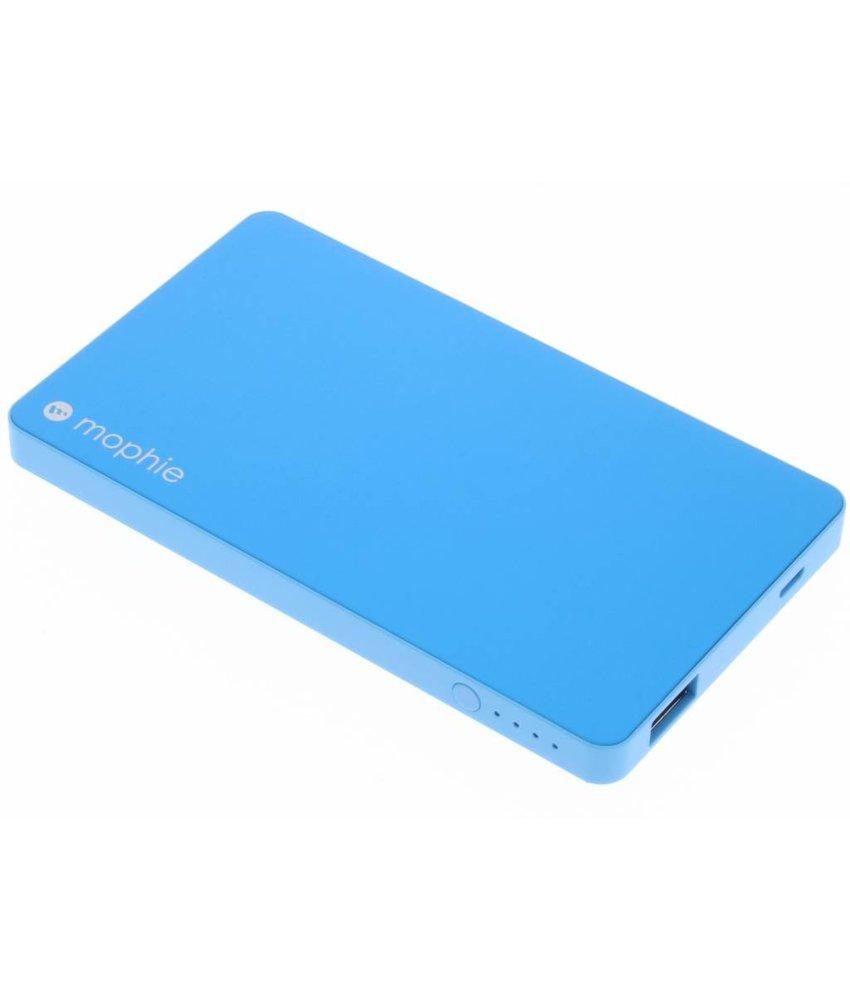 Mophie Blauw Powerstation Mini 3020 mAh