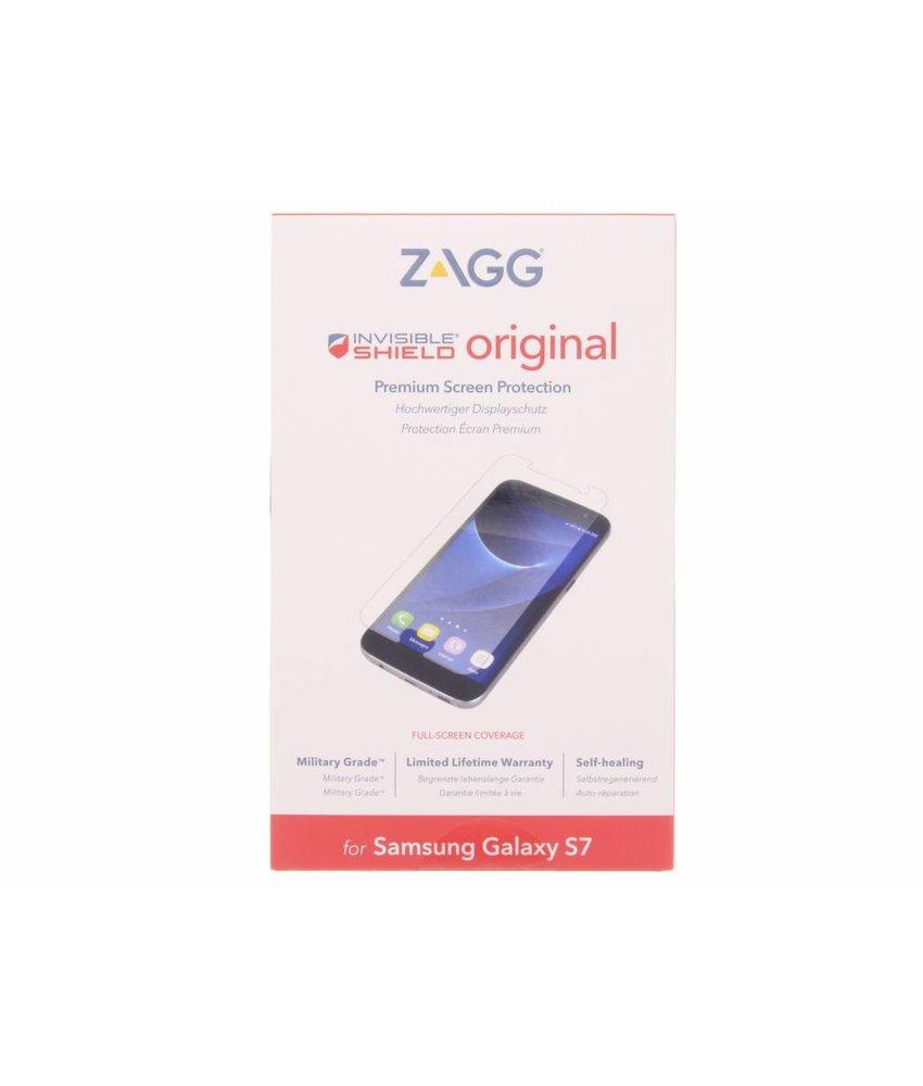 ZAGG Invisible Shield screenprotector Samsung Galaxy S7