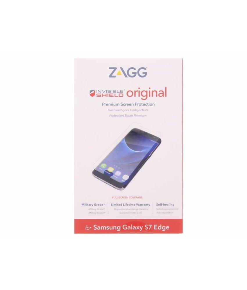 ZAGG Invisible Shield screenprotector Samsung Galaxy S7 Edge