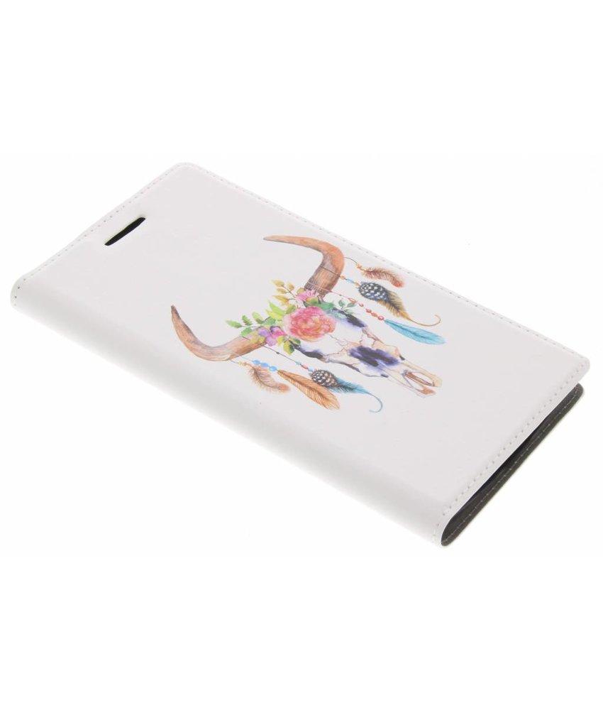 Bull Skull Design Booklet OnePlus One