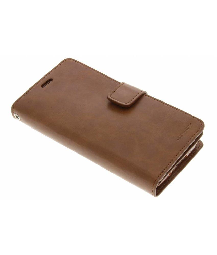 Mercury Goospery Mansoor Wallet Diary Case S5 (Plus) / Neo