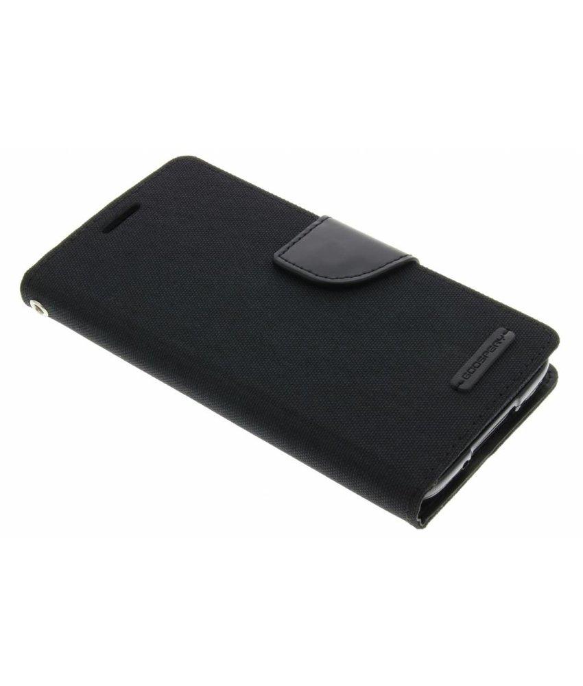 Mercury Goospery Canvas Diary Case Samsung Galaxy S5 (Plus) / Neo