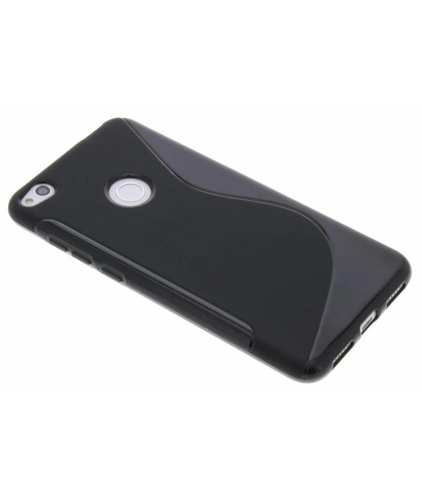 Zwart S-line TPU hoesje Huawei P8 Lite (2017)