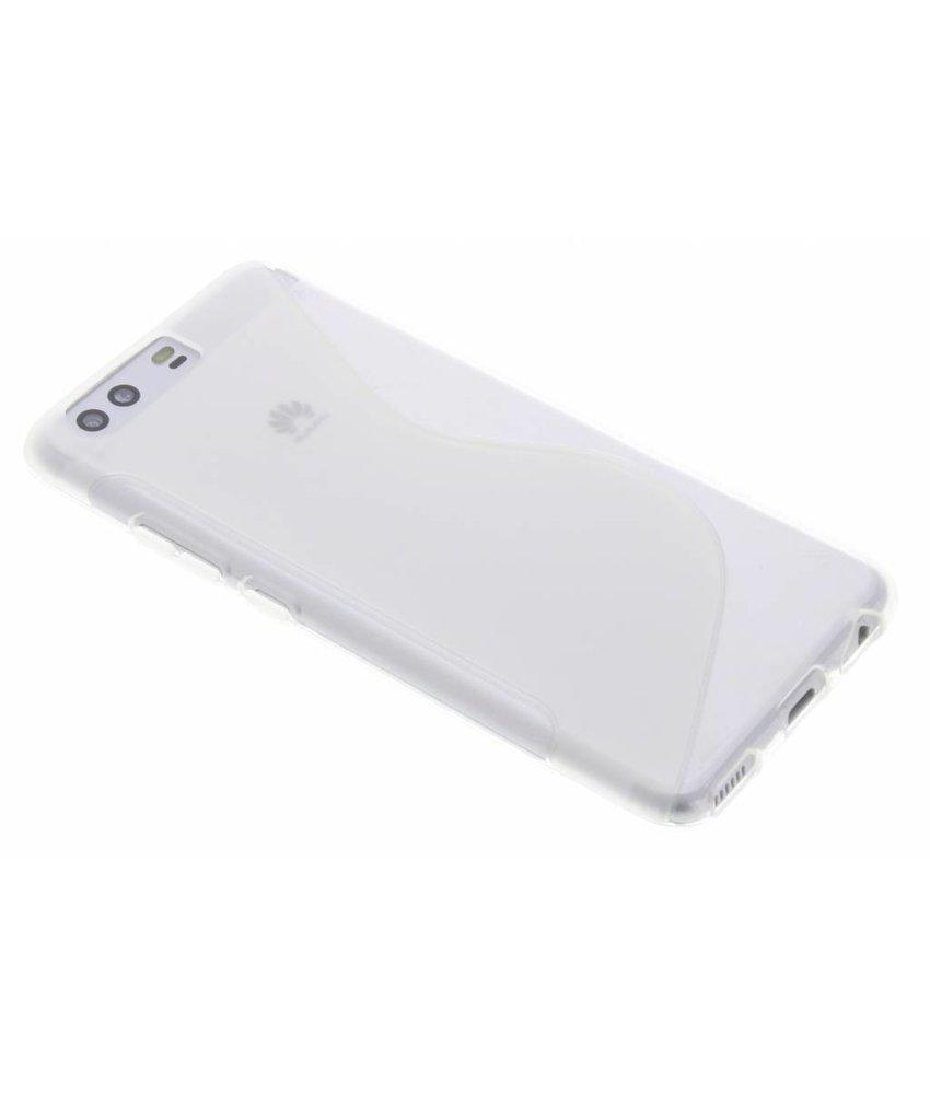 Transparant S-line TPU hoesje Huawei P10