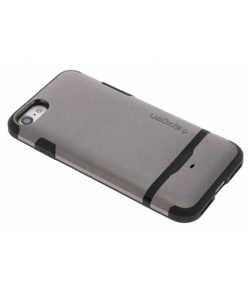 Spigen Grijs Flip Armor Case iPhone 7