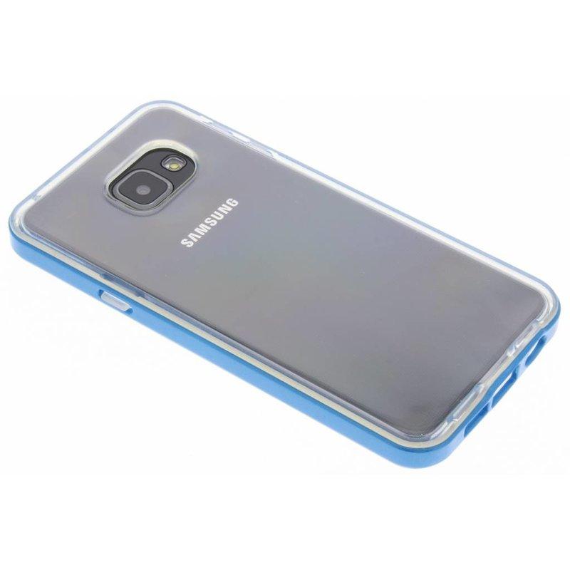 Blauw bumper TPU case Samsung Galaxy A3 (2016)