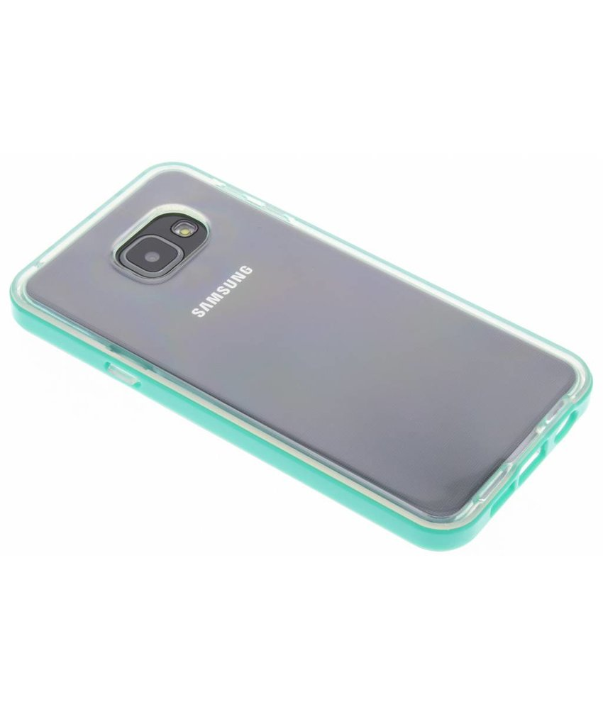 Groen bumper TPU case Samsung Galaxy A3 (2016)