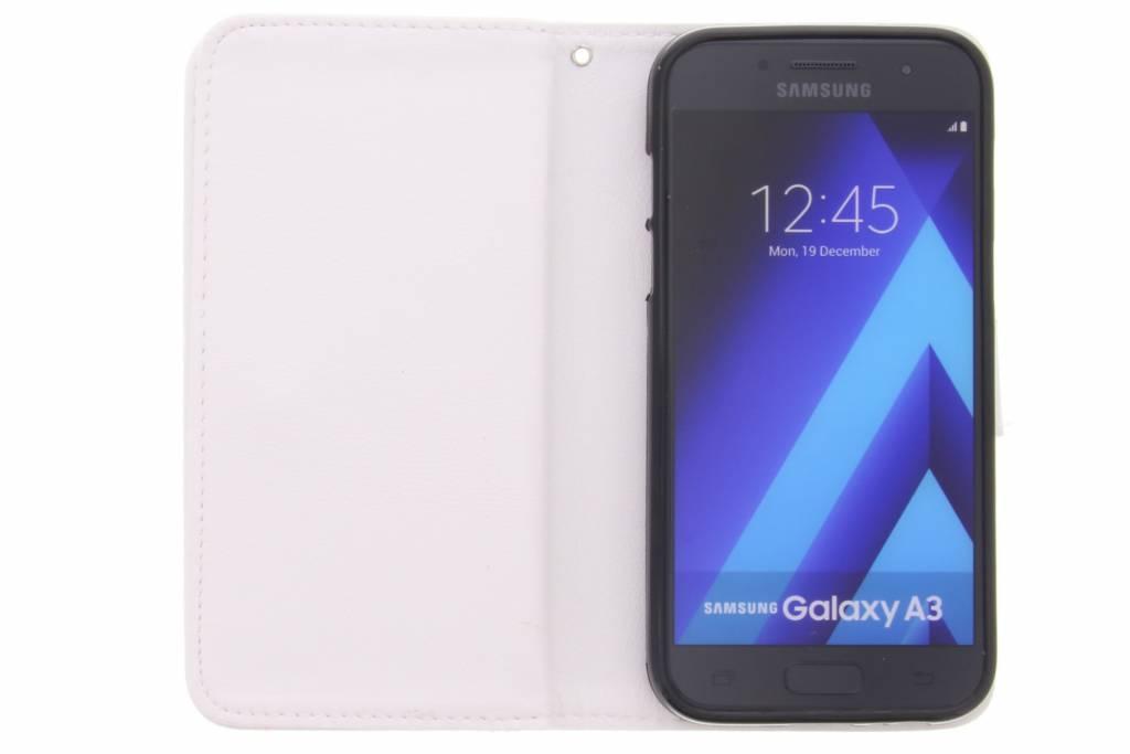 Design Roquet Portefeuille De Tpu Pour Samsung Galaxy A3 (2017) IzoDfu