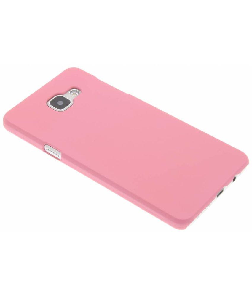 Roze effen hardcase hoesje Samsung Galaxy A5 (2016)
