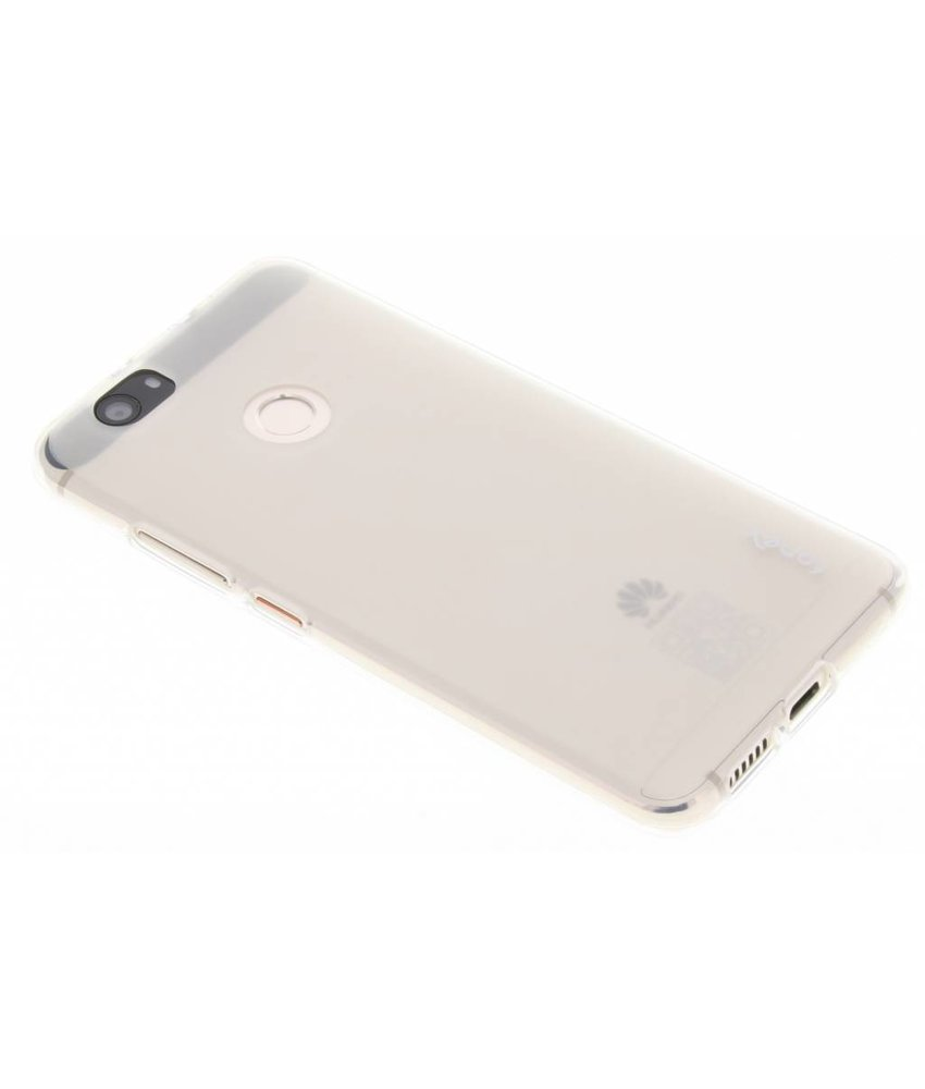 Fonex Pixel TPU Case Huawei Nova - Wit