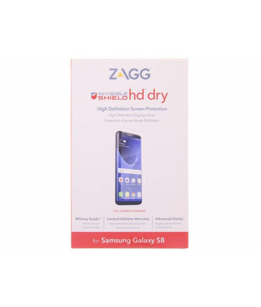 ZAGG Invisible Shield HD Dry screenprotector Samsung Galaxy S8