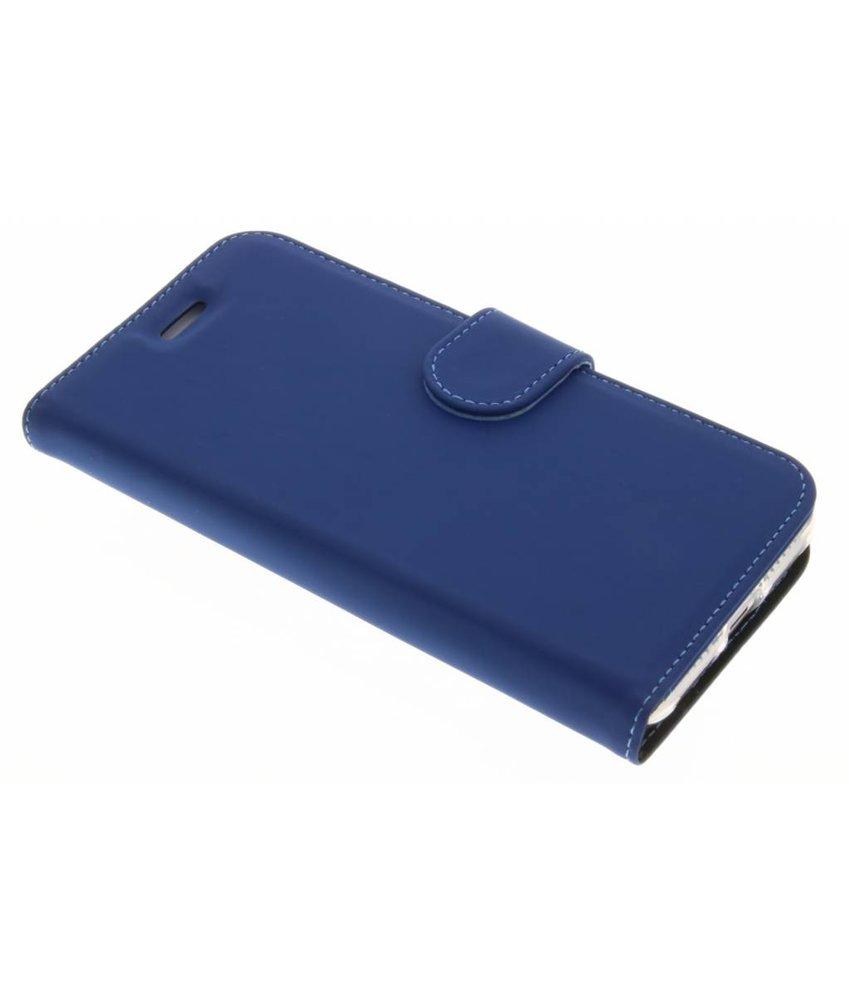 Accezz Wallet TPU Booklet Huawei Y5 2 / Y6 2 Compact - Blauw