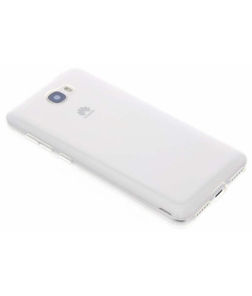 Accezz TPU Clear Cover Huawei Y5 2 / Y6 2 Compact