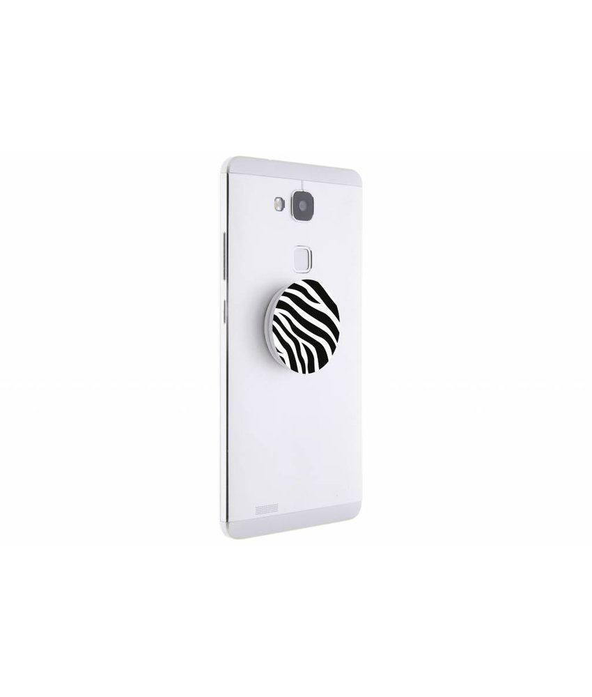 PopSockets Dierenprints zebra design