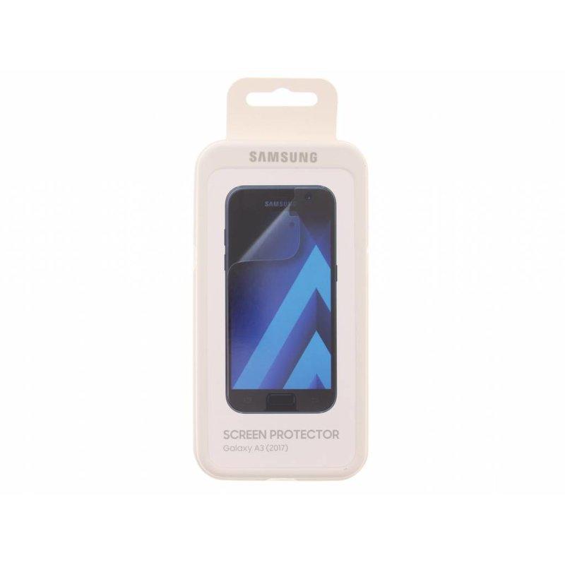 Samsung Screenprotector Samsung Galaxy A3 (2017)
