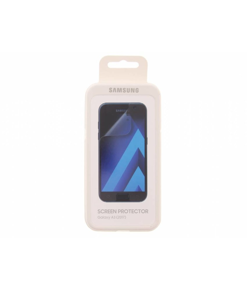 Samsung Screenprotector Samsung Galaxy A3 (2017)