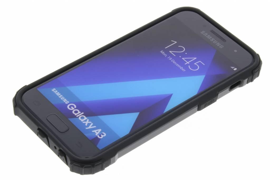 Cas Xtreme Noir Robuste Pour Samsung Galaxy A3 (2017) wlJUaHr2N