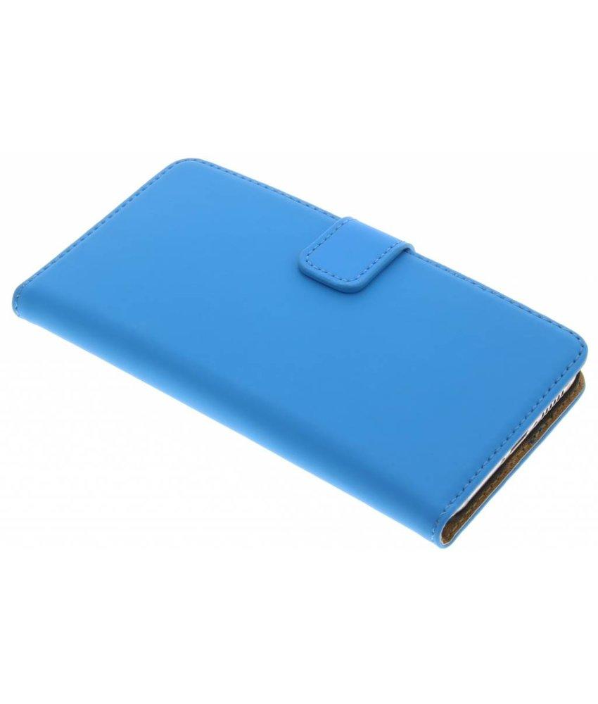 Selencia Blauw Luxe Book Case Huawei Nova