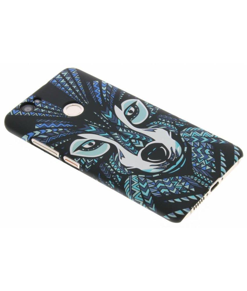 Aztec animal design hardcase hoesje Huawei Nova