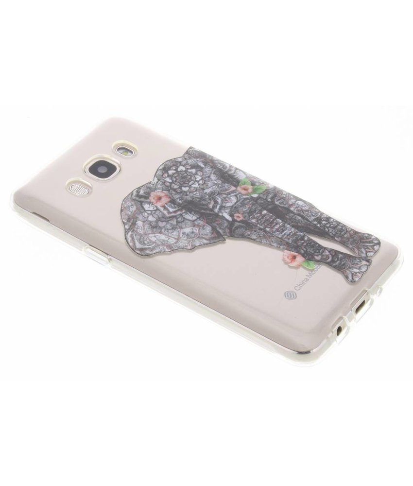 Dieren design TPU hoesje Samsung Galaxy J5 (2016)